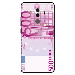 Durable 500 Euro Note Cover For Huawei Mate 10 Pro