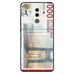 1000 Danish Kroner Note Cover For Huawei Mate 10 Pro