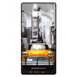 Durable New York Cover For Leagoo T1 Plus