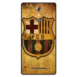 Coque De Protection FC Barcelone Pour Leagoo T1 Plus