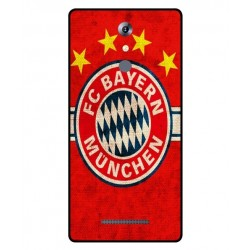 Coque De Protection Bayern De Munich Pour Leagoo T1 Plus