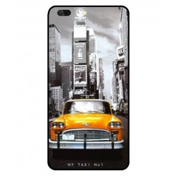 Durable New York Cover For Leagoo T5