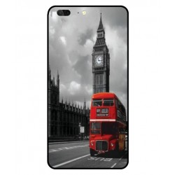 Durable London Cover For Leagoo T5