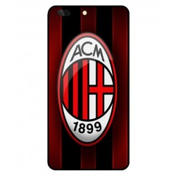 Durable AC Milan Cover For Leagoo T5