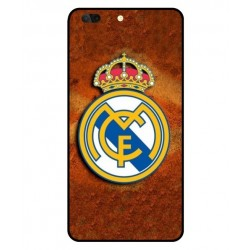 Durable Real Madrid Cover For Leagoo T5