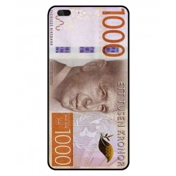 Durable 1000Kr Sweden Note Cover For Leagoo T5