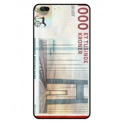 1000 Danish Kroner Note Cover For Leagoo T5