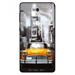 Durable New York Cover For Nokia 7