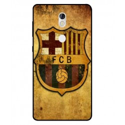 Durable FC Barcelona Cover For Nokia 7