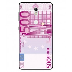 Durable 500 Euro Note Cover For Nokia 7