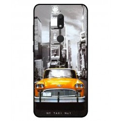 Durable New York Cover For Wiko View Prime