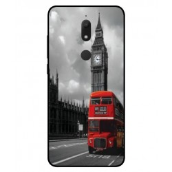 Durable London Cover For Wiko View Prime