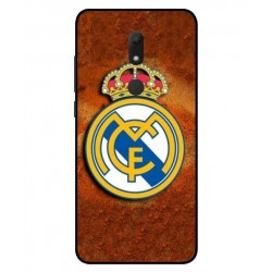 Durable Real Madrid Cover For Wiko View Prime