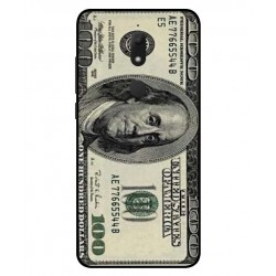 Durable 100 Dollar Note Cover For Wiko View Prime