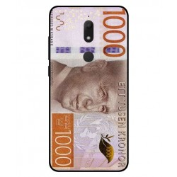 Durable 1000Kr Sweden Note Cover For Wiko View Prime