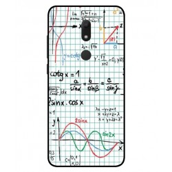 Durable Mathematics Cover For Wiko View Prime