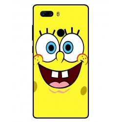Durable SpongeBob Cover For ZTE Nubia Z17S