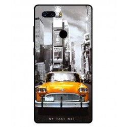 Durable New York Cover For ZTE Nubia Z17S