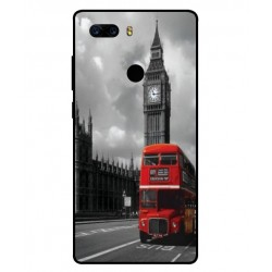Durable London Cover For ZTE Nubia Z17S