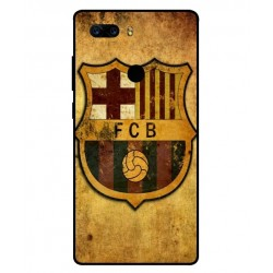 Durable FC Barcelona Cover For ZTE Nubia Z17S