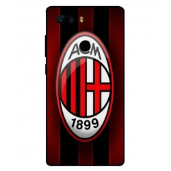Durable AC Milan Cover For ZTE Nubia Z17S