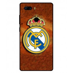 Durable Real Madrid Cover For ZTE Nubia Z17S
