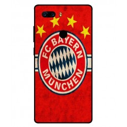 Durable Bayern De Munich Cover For ZTE Nubia Z17S