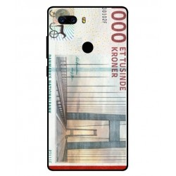 1000 Danish Kroner Note Cover For ZTE Nubia Z17S