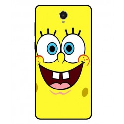 Durable SpongeBob Cover For Archos 60 Platinum