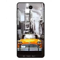 Durable New York Cover For Archos 60 Platinum