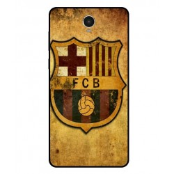 Durable FC Barcelona Cover For Archos 60 Platinum
