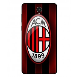 Durable AC Milan Cover For Archos 60 Platinum