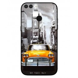 Durable New York Cover For Archos Sense 50DC