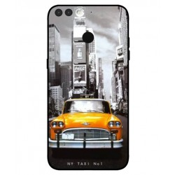 Durable New York Cover For Archos Sense 55S