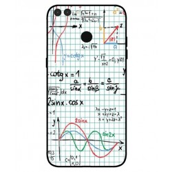 Durable Mathematics Cover For Archos Sense 55S