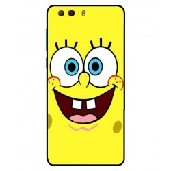 Durable SpongeBob Cover For ZTE Nubia Z17 Mini S