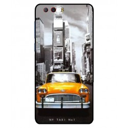 Durable New York Cover For ZTE Nubia Z17 Mini S