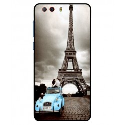 Durable Paris Eiffel Tower Cover For ZTE Nubia Z17 Mini S