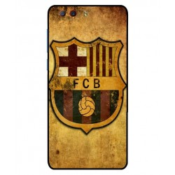 Durable FC Barcelona Cover For ZTE Nubia Z17 Mini S