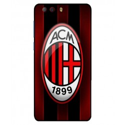 Durable AC Milan Cover For ZTE Nubia Z17 Mini S