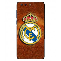 Durable Real Madrid Cover For ZTE Nubia Z17 Mini S