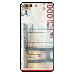 1000 Danish Kroner Note Cover For ZTE Nubia Z17 Mini S