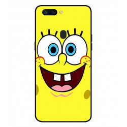 Durable SpongeBob Cover For Oppo R11s