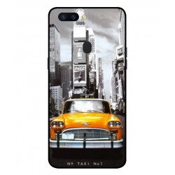 Durable New York Cover For Oppo R11s