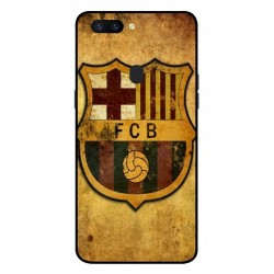 Durable FC Barcelona Cover For Oppo R11s