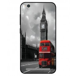 Durable London Cover For Xiaomi Redmi 5a