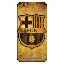 Durable FC Barcelona Cover For Xiaomi Redmi 5a