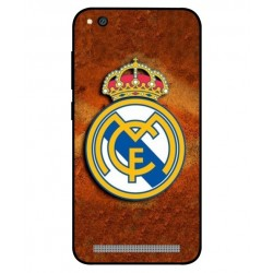 Durable Real Madrid Cover For Xiaomi Redmi 5a