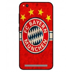 Durable Bayern De Munich Cover For Xiaomi Redmi 5a