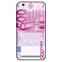 Durable 500 Euro Note Cover For Xiaomi Redmi 5a